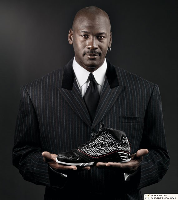 MICHAEL JORDAN. Basketball player. Leader. Role model. World champion ...