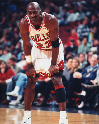Chapter 36: Michael Jordan becomes a point guard | THE EVOLUTION OF MICHAEL JORDAN